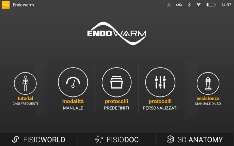Nuova APP Endowarm