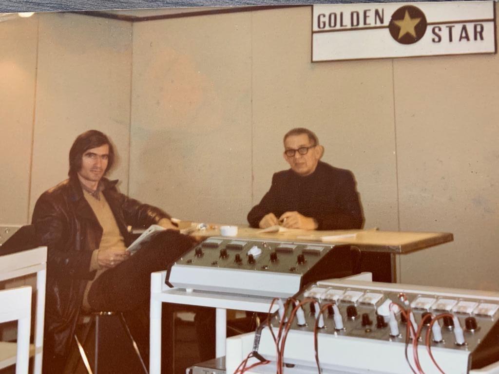 Giancarlo Giordano Golden Star